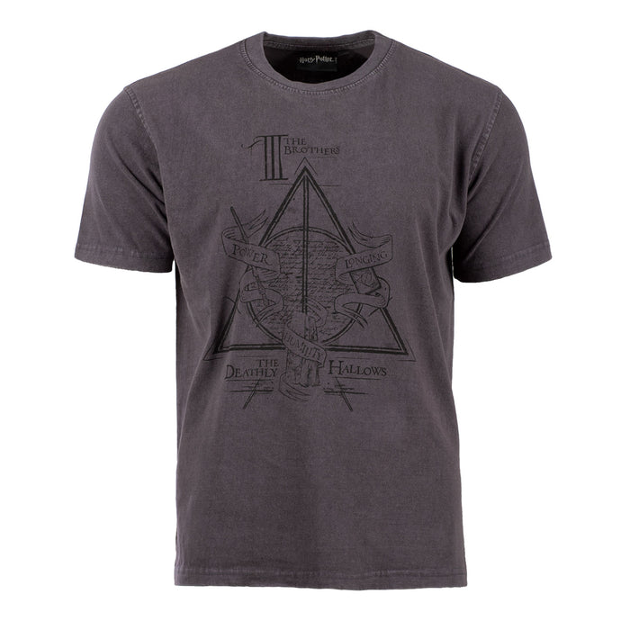Deathly Hallows Printed Tee