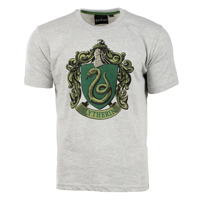 Harry Potter - T-Shirt - Slytherin Crest