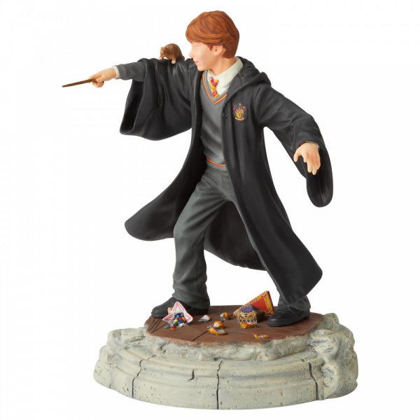 Ron Weasley Year One Statue