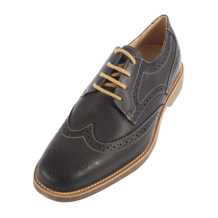 Men's Tucano Leather Brogue Shoe