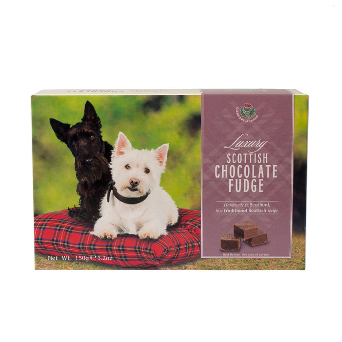 Scottie Dog Chocolate Carton