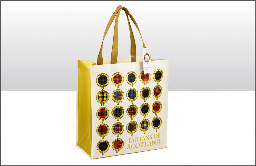 Tartans Of Scotland Pp Non Woven Bag