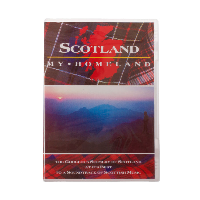 Scotland My Homeland Dvd