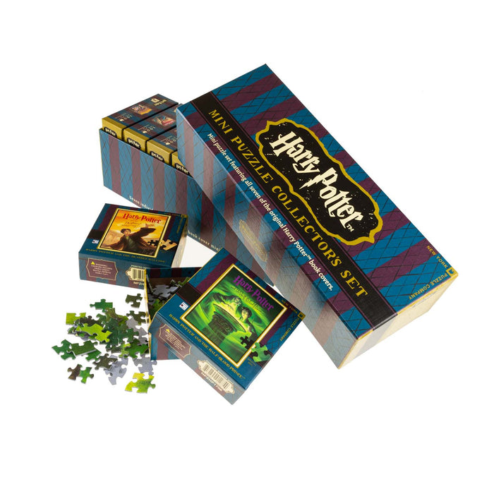Harry Potter Mini Puzzle Collectors Set
