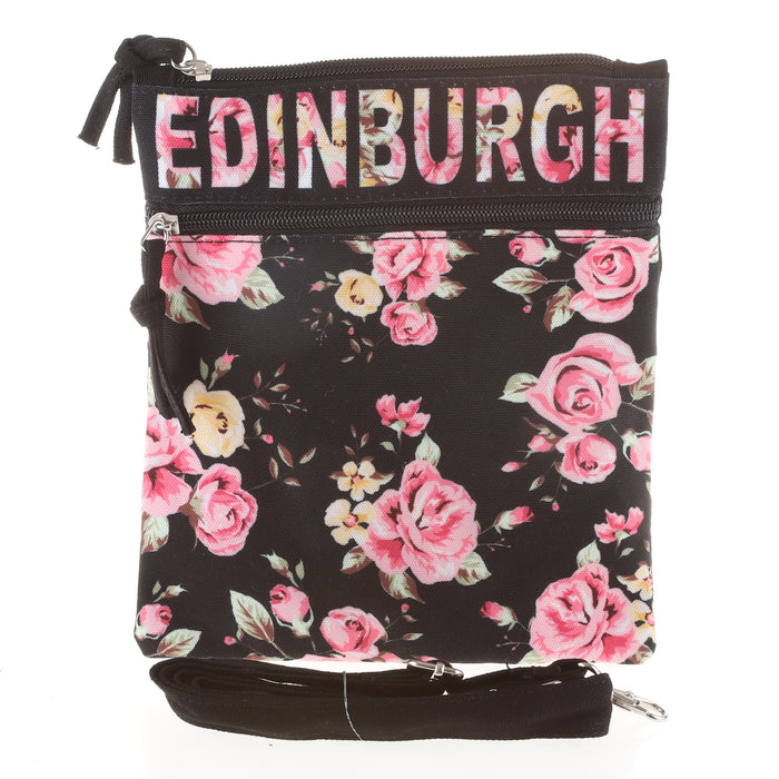 Charlie Flower Shoulder Bag Edinburgh