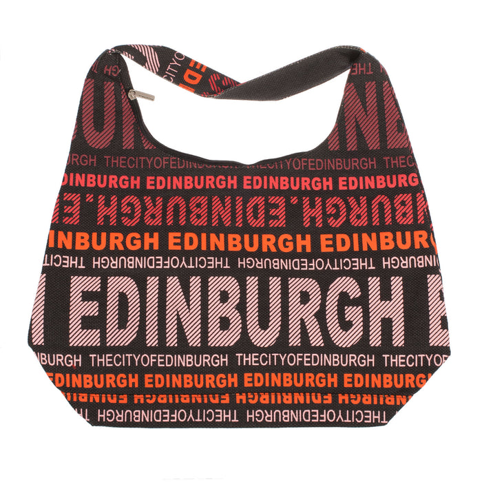 Julia Edinburgh City Bag Black