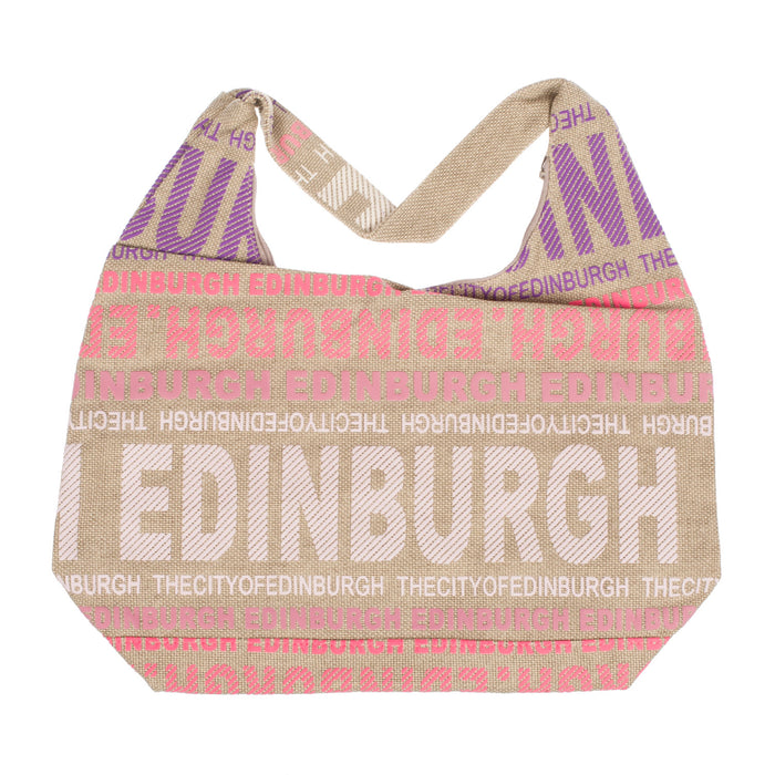 Julia Edinburgh City Bag Beige