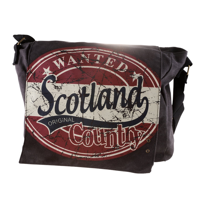 Alex Messenger Bag Wanted Scotland