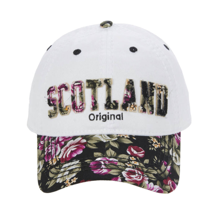 Angelika Cap Flower Scotland