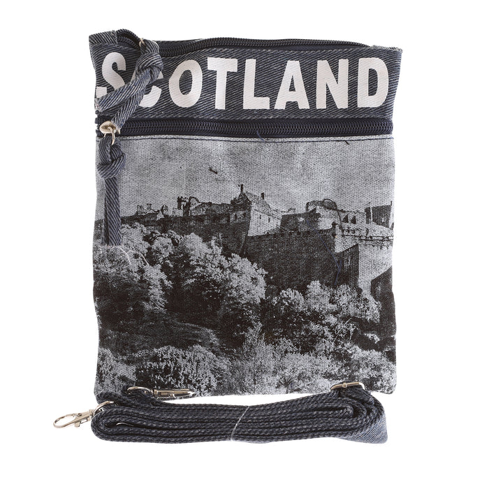 Hanna Photo Passport Bag Scotland
