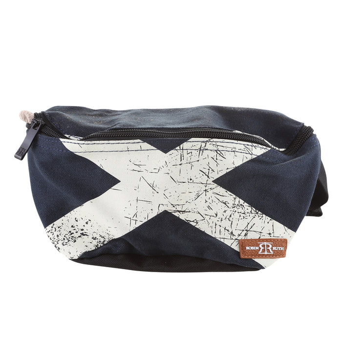 Arno Bum Bag Distressed Saltire