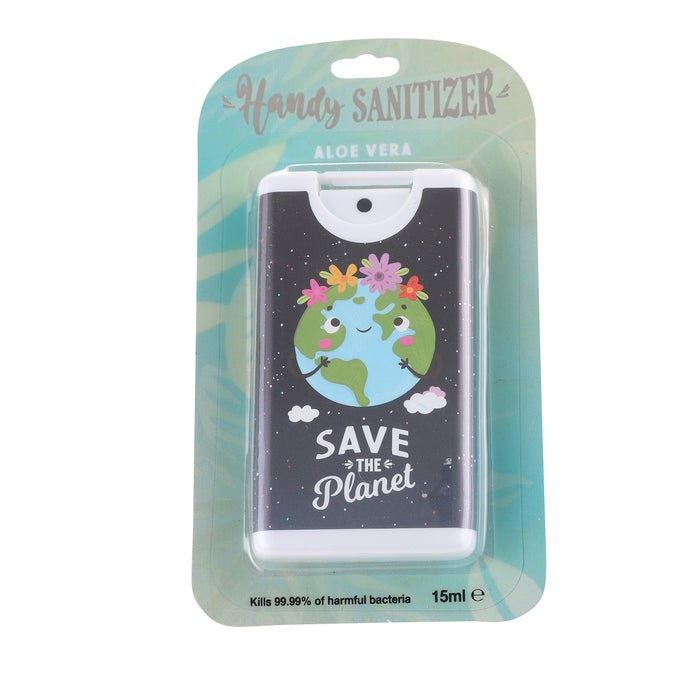 Handy Sanitizer Save The Planet