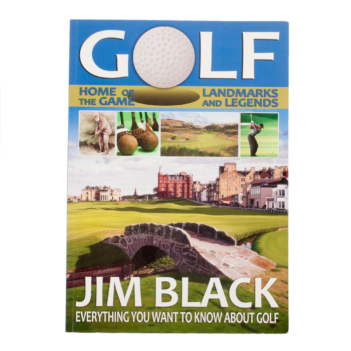 Jim Black - Book Of Golf