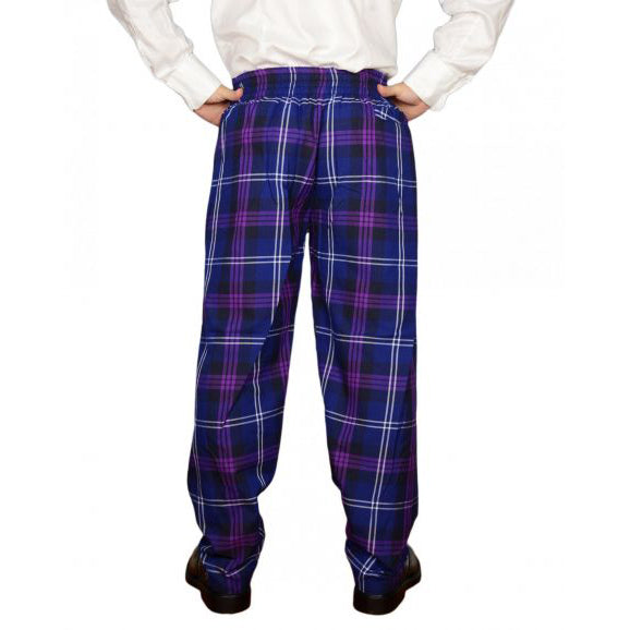 Gent's Donnellis - Tartan Trousers Heritage Of Scotland