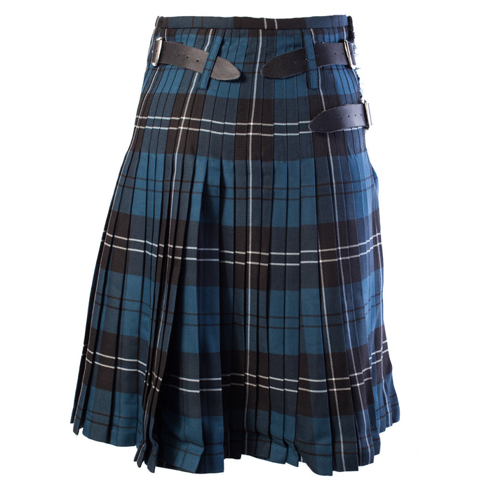 Gents Full Deluxe Kilt Ramsay Blue