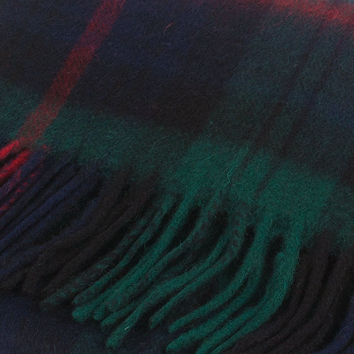 Clans Of Scotland Pure New Wool Scottish Tartan Scarf Armstrong