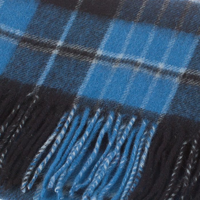 Clans Of Scotland Pure New Wool Scottish Tartan Scarf Clergy Ancient