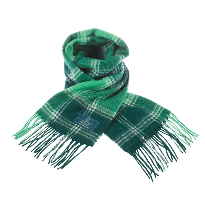 Lambswool Scottish Tartan Clan Scarf  Macdonald Lord Of The Isles