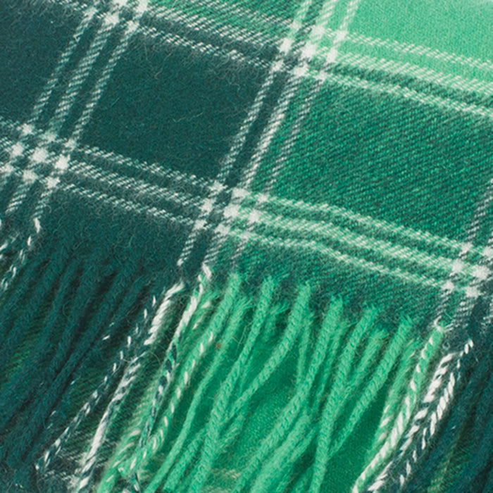 Clans Of Scotland Pure New Wool Scottish Tartan Scarf Macdonald Lord Of The Isles