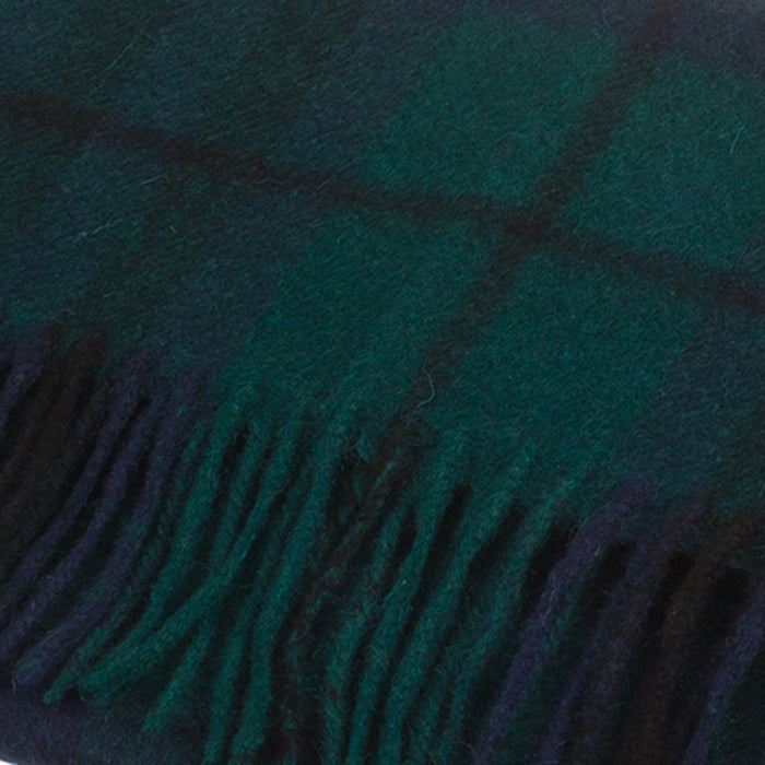 Lambswool Scottish Tartan Clan Scarf  Marshall