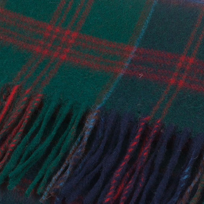 Clans Of Scotland Pure New Wool Scottish Tartan Scarf Stewart Of Appin Hunting