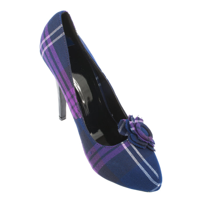 Ladies High Heel Shoes Heritage Of Scotland