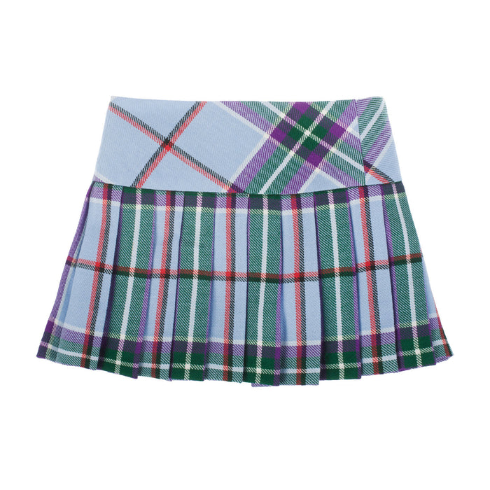 World Peace Tartan Girls Billie Kilt