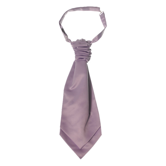 Adults Ruche Tie Lilac