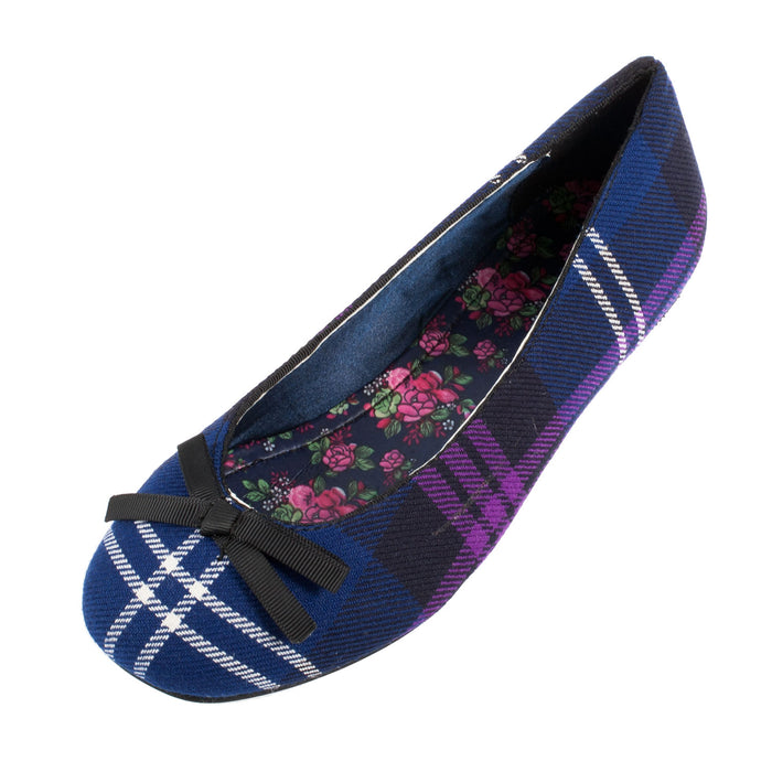 Ladies Flat Shoes Heritage Of Scotland
