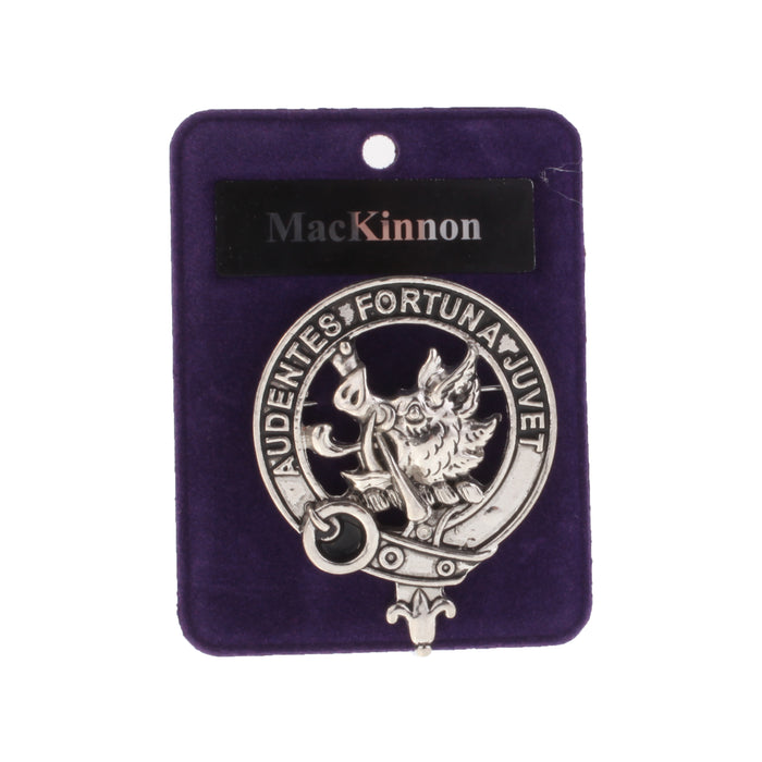 Clan Badge Mackinnon