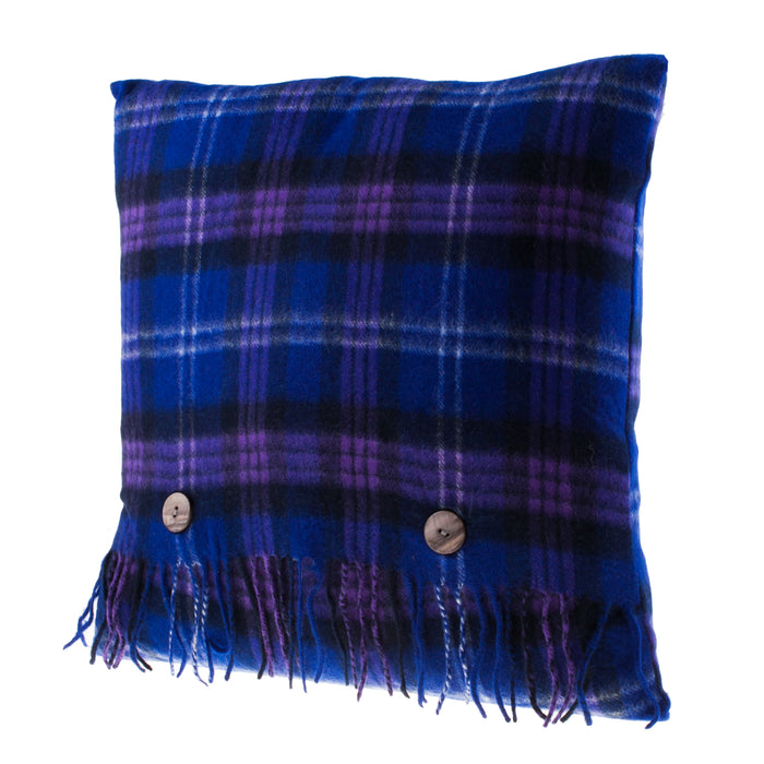 Lambswool Cushion Cover Heritage Of Scotland