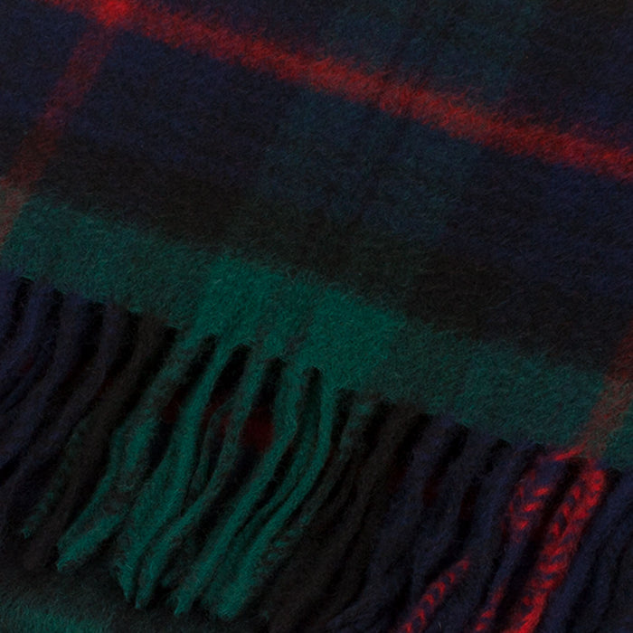 Clans Of Scotland Scottish Tartan Cashmere Scarf Armstrong