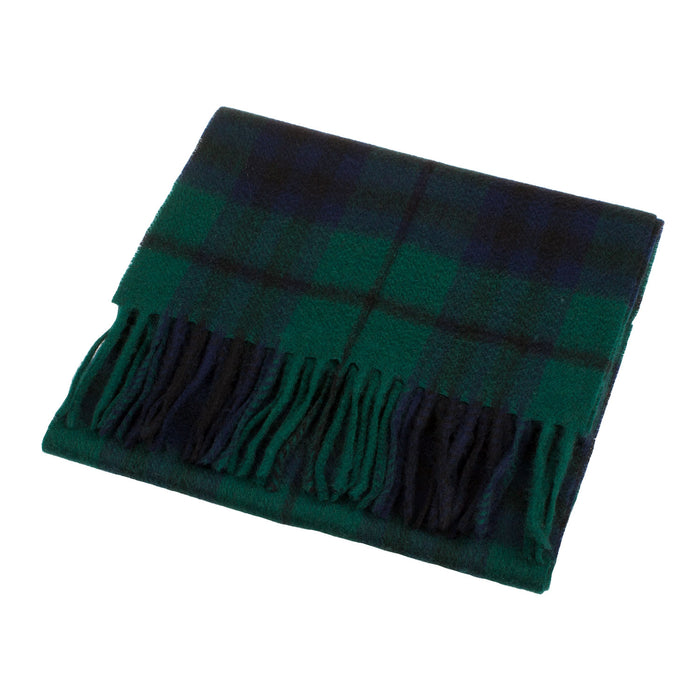 Clans Of Scotland Scottish Tartan Cashmere Scarf Keith