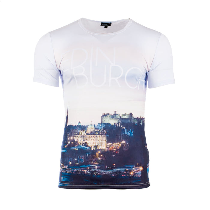 Edinburgh View T-Shirt