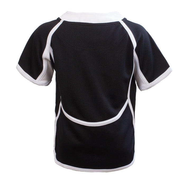 Kids Cooldry New Zealand Rugby Shirt