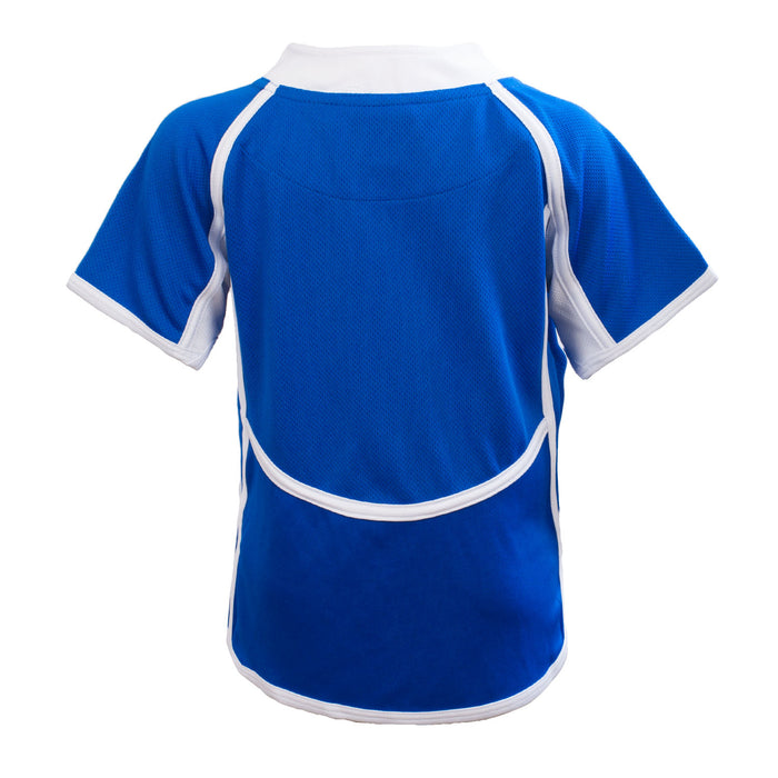 Kids Cooldry France Rugby Shirt
