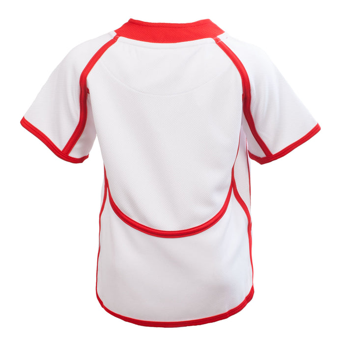 Kids Cooldry England Rugby Shirt