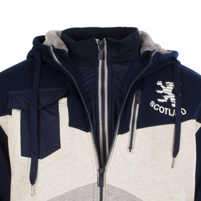 Men's Lochy Padded Fleece Jacket