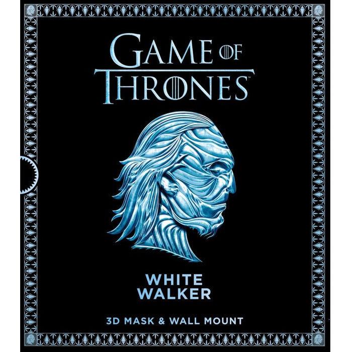 Game Of Thrones Mask: White Walker
