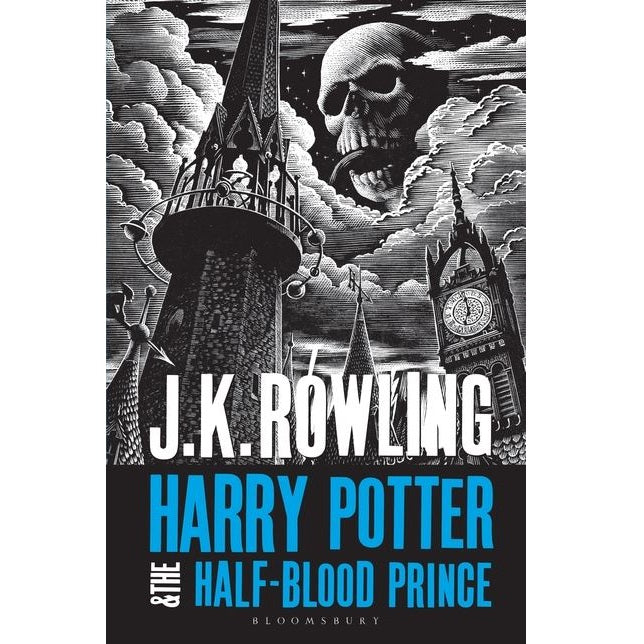 Hp And The Half Blood Prince (Pbadult)