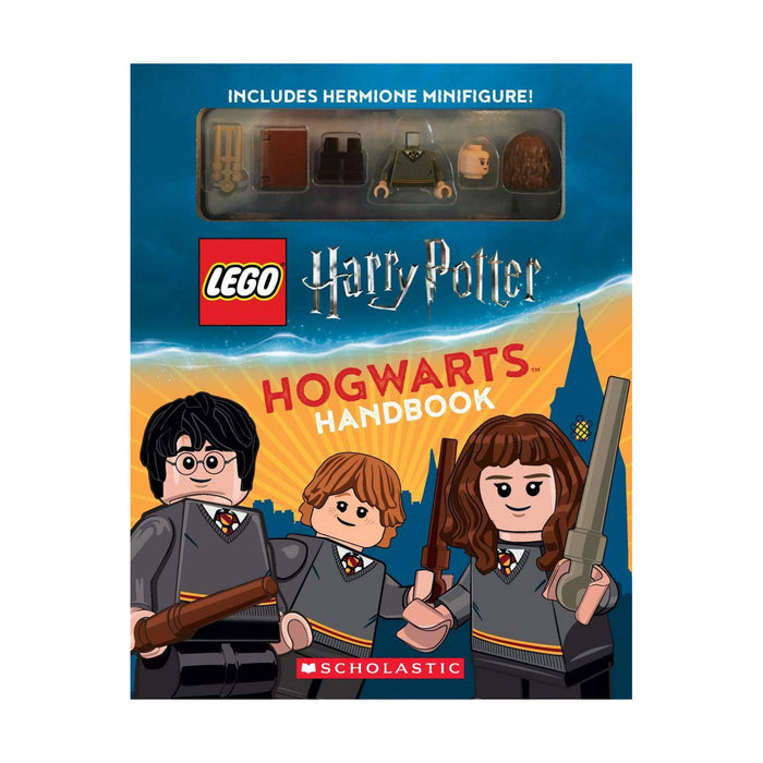 Lego Harry Potter: Hogwarts Handbook