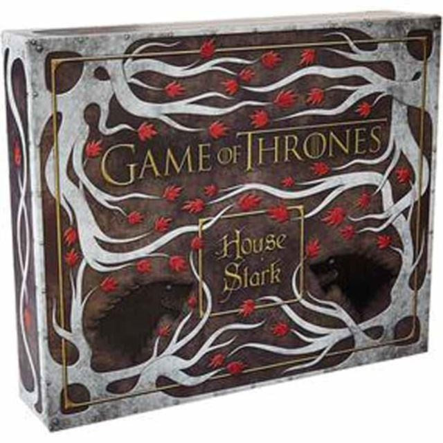 Got: House Stark: Desktop Stationery Set