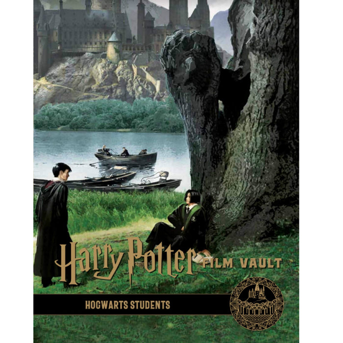Harry Potter: The Film Vault Volume 4