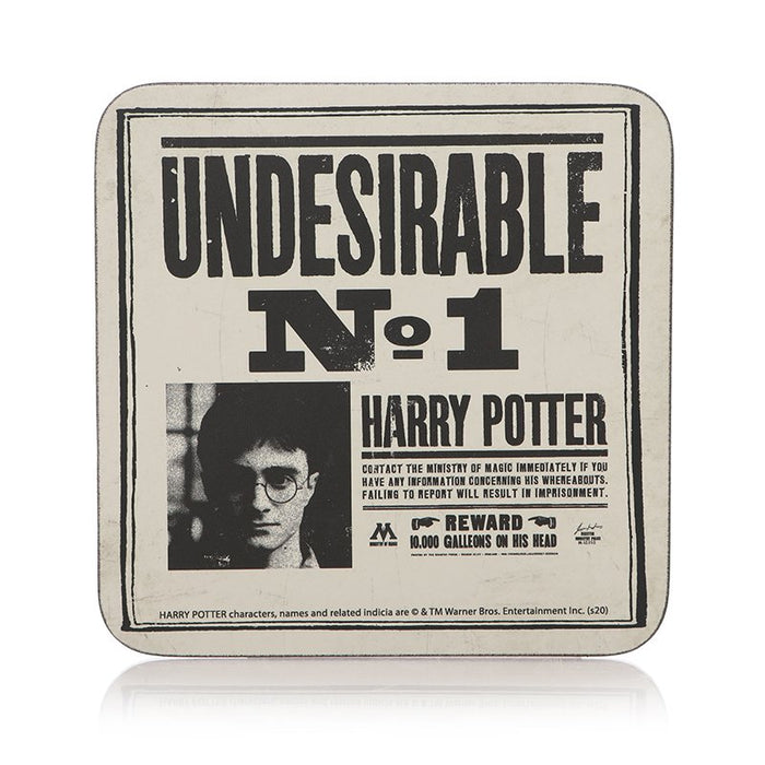 Harry Potter Coaster Single - (Undesirable No1)