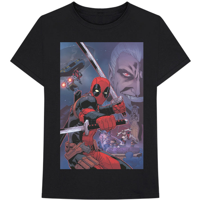 Marvel Deadpool Composite Tshirt