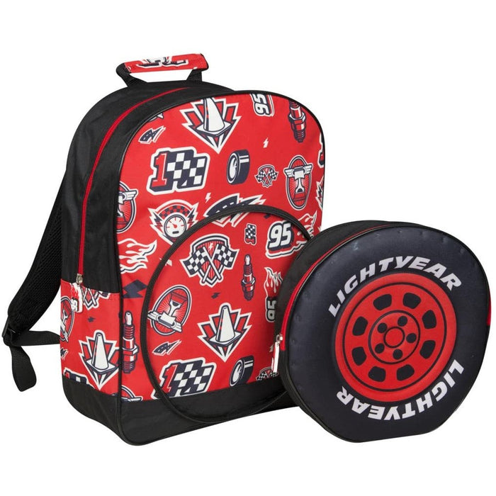 Cars 3 Backpack Removable Pencil Case