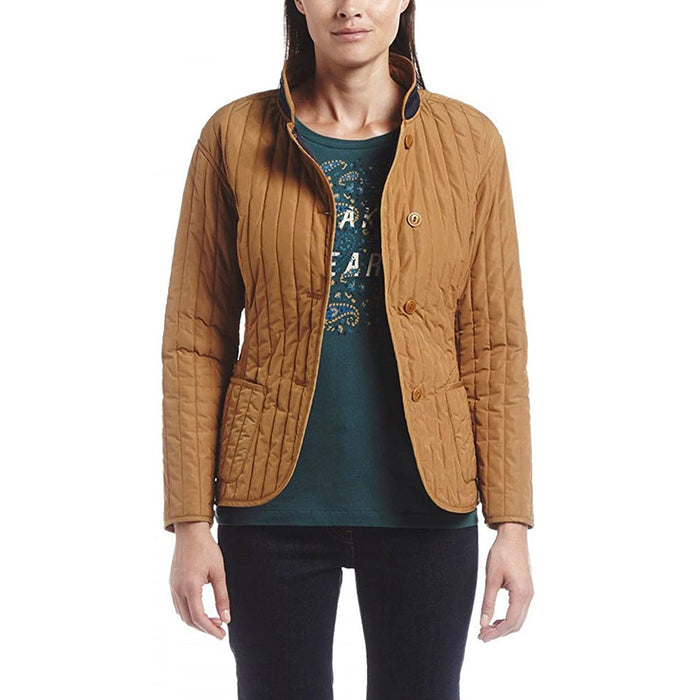 Ladies Dubside Quilted Jacket