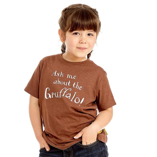 Ask Me About The Gruffalo Tee