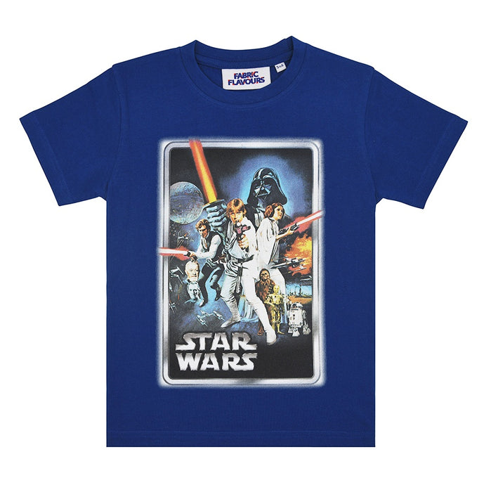 A New Hope Classic Poster Tee
