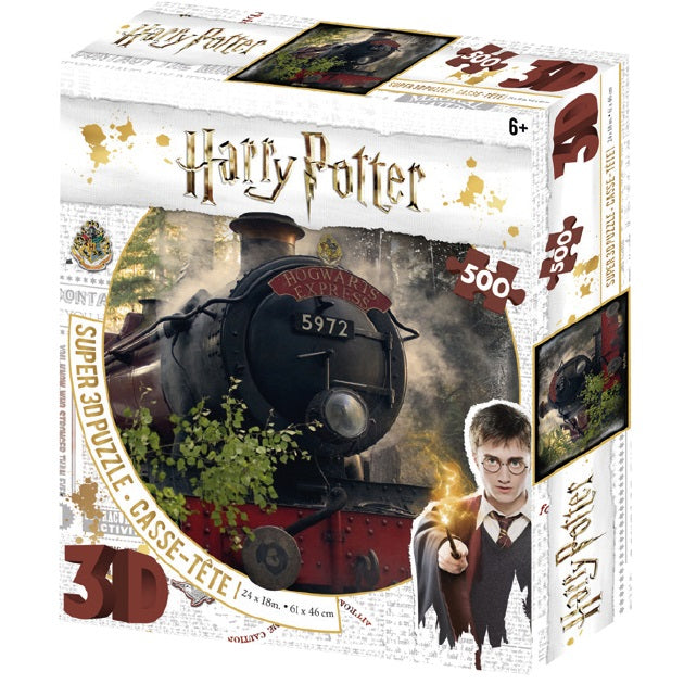 The Hogwarts Express Puzzle